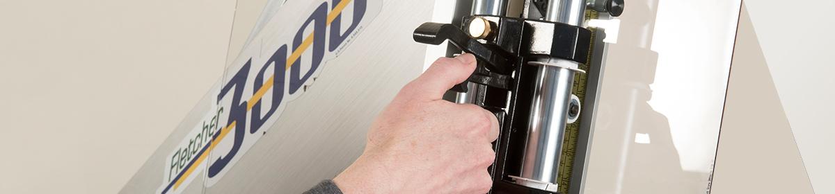 Glass Cutting Machine | 3000 Multi-Material Cutter