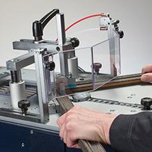 Fletcher Viscom :: Underpinners - Frame Assembly Machines