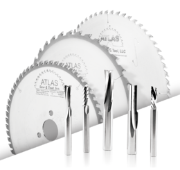 Plastic Saw Blade Cutting