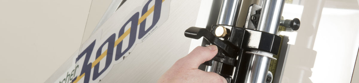 Glass Cutting Machine 3000 Multi Material Cutter