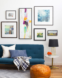 Hanging System for Wall Decor